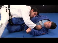 Pressure-Style Guard Pass by BJJ World Champion Rodolfo Vieira - YouTube