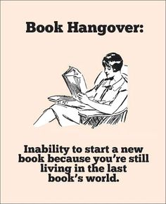 Book Hangover Inability To Start