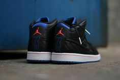 Air Jordan 1 Retro 99 (Black, Sport Blue & Infrared 23) - EU Kicks: Sneaker Magazine