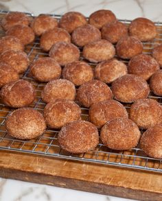 These adorable little cookies are adapted from one of my most dog-eared cookbooks, How to be a Domestic Goddess by Nigella Lawson. Nigella calls them Snickerdoodles (the classic suga