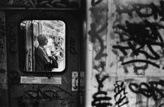 Richard Sandler Profile. Subway. New York City (1985)