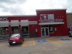 Fort Smith KFCs to stop serving buffet in the evening.