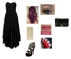 """Nigth"" by tinafangirl on Polyvore"