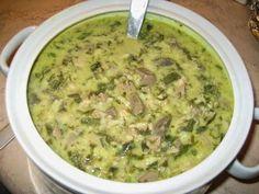 Τι καλύτερο, όταν γυρίζουμε το βράδυ από την Ανάσταση με τους αγαπημένους μας, να μας περιμένει στο σπίτι μια κατσαρόλα με μπόλικη αχνιστή μαγειρίτσα, πυκνή, αυγολεμονάτη και λαχταριστή, βάλσαμο για το στομάχι. Μην ξεχνάτε πως, Greek Recipes, Desert Recipes, My Recipes, Soup Recipes, Chicken Recipes, Cooking Recipes, Recipies, Cetogenic Diet, Greek Spinach Pie