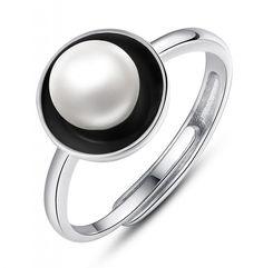 Unendlich U Elegant Perle mit verstellbar Damen Ringe,aus 925 Sterling Silber,für Hochzeits-Band/Jahrestag/Engagement/Versprechen,Größe 53 (16.9) (Es jemandem ermöglichen, seine eigenen Worte einzugravieren/einzumeißeln) - See more at: http://juwel.florentt.com/jewelry/unendlich-u-elegant-perle-mit-verstellbar-damen-ringeaus-925-sterling-silberfr-hochzeitsbandjahrestagengagementversprechengre-53-169-es-jemandem-ermglichen-seine-eigenen-worte-einzugraviereneinzumeiel/#sthash.e4HnrnkK.dpuf