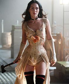 Megan Fox in Jonah Hex - Blazing Saddles: The 20 Hottest Women In Westerns | Complex CA