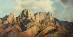 Owen Rose's Western Art | Watercolor paintings of authentic ...