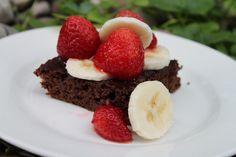 Paleo Zucchini Brownies  @The Unrefined Kitchen