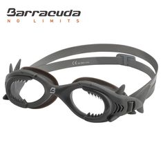53163711061 Barracuda Junior Swim Goggle SHARK - One-piece Frame for Children ages 4-12