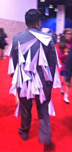 The 35 Best Costumes from the D23 Expo | Mental Floss. pinning this because i didnt realize there was a comic-con for disney. i would go to this!!