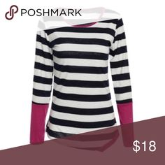 Spotted while shopping on Poshmark: ✨HP✨Long Sleeve Asymmetrical Top! #poshmark #fashion #shopping #style #Tops