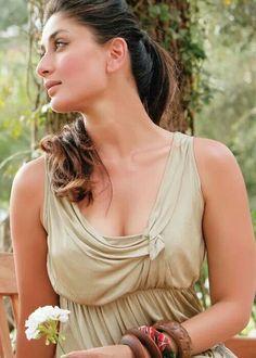 Kareena Kapoor.leading actress.Bollywood