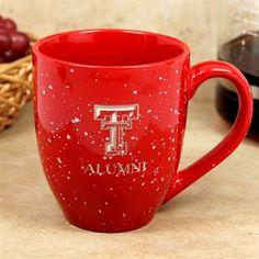 Texas Tech Red Raiders 16oz. Speckled Bistro Alumni Mug #TTAA #SupportTradition