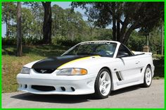 The mustang a tough look. Ford racing aluminum support rear end cover. Saleen Mustang, 2001 Ford Mustang, Ford Mustang Shelby Cobra, Ford Mustang Car, Ford Mustangs, Ebay Usa, Pony Car, American Muscle Cars, Cars For Sale
