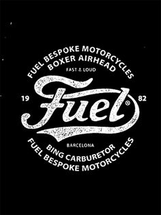 Fuel Lettering
