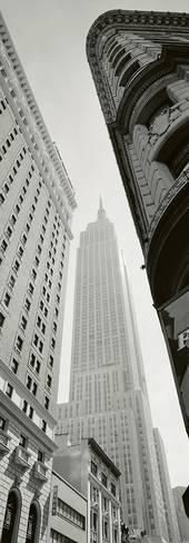 Horst Hamann - Empire State Building - Broadway x cm) Line Photography, Building Photography, Empire State Building, Broadway, Rodney Smith, Black And White City, Flatiron Building, Architecture Old, Beautiful Buildings