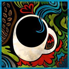 I love coffee, I love art; therefore, I love coffee art!