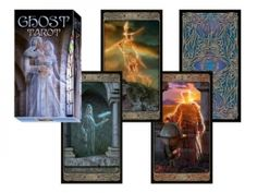 Tarotové karty - Ghost