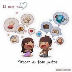 #ElAmorEs