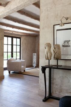 House tour: an interior designers' home with a constantly rotating collection of antiques and objets d'art - Vogue Living