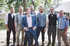 Wisconsin Camp Wedding: Lindsay + Bobby | Green Wedding Shoes Wedding Blog | Wedding Trends for Stylish + Creative Brides