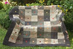 https://flic.kr/p/4ZDJr3 | japanese squares - japanische Quadrate | Made with japanese fabrics