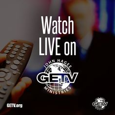 Watch our 24/7 stream for the best of Pastor John Hagee, Pastor Matt Hagee, & original shows! http://go.jhm.io/getv247