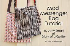 Tutorial: Mod Messenger Bag