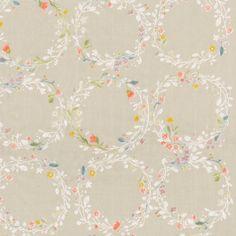 nani IRO Double Gauze Fabric  2014 Joy by mountainofthedragon