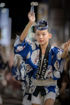 Awaodori.  Koenji, Japan.  2014.  Photography by Jason Arney