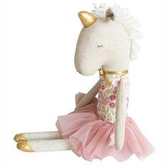 Britt bears adorable soft toys made in sydney australia perfect yvette unicorn doll negle Images