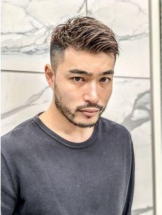 Asian Man Haircut, Asian Men Hairstyle, Asian Short Hair, Asian Hair, Barber Haircuts, Haircuts For Men, Cristiano Ronaldo Haircut, Hair Salon Names, Hair Doo