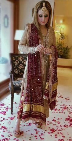 Pakistani formal shalwar kameez, women clothing, ethnic wear, indian/bengali fashion - CLOTHING FOR WOMEN Shadi Dresses, Pakistani Formal Dresses, Pakistani Wedding Outfits, Pakistani Dress Design, Bridal Outfits, Indian Dresses, Indian Outfits, Pakistani Clothing, Emo Outfits