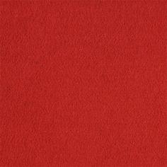 Filt 3mm 40x40cm rød 1stk
