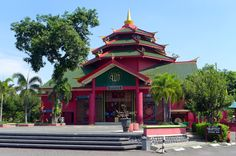 Masjid Cheng Ho , Pandaan, East Java, Indonesia