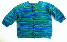 Ravelry: Top Down Basic Baby pattern by Angela Juergens free 3,5