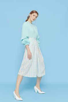 Edeline Lee Resort 2019 Fashion Show Collection: See the complete Edeline Lee Resort 2019 collection. Look 5