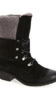 Gradin, $199.95 This street style esqué boot is your new go-to for the season. You will never get bored of this style as itcan bestyled a million and one different ways!  via @AOL_Lifestyle Read more: http://www.aol.com/article/2016/10/21/12-new-ugg-boot-styles-to-buy-before-they-sell-out/21578184/?a_dgi=aolshare_pinterest#fullscreen