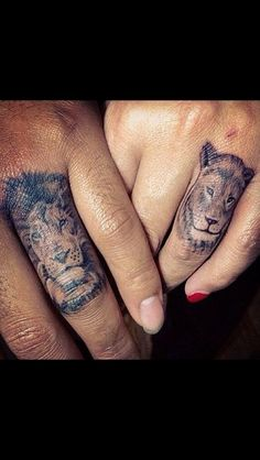 King&Queen we are lambs with the faces of lions