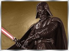 38/365 - Darth Chocolate - In the MilkyWay far, far away. 7 Days to Valentine. [on the 7th day I should have rested]