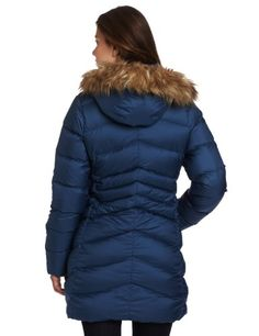 Marmot Montreal Women's Insulated Down Jacket: Amazon.co.uk: Sports & Outdoors