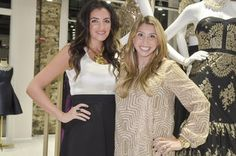 Jennifer Hyman, left, and Jennifer Fleiss, the co-founders of Rent the Runway.