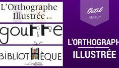 Dictionnaire visuo-sémantique - plus de 400 images pour apprendre l'orthographe des mots Digraphs Worksheets, Cycle 3, Literacy, Homeschool, Teaching, Afin, Expressions, Dessert, Logo