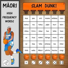 School Resources, Classroom Resources, Classroom Ideas, Teaching Kids, Kids Learning, Maori Words, Free Tarot Cards, Matou, High Frequency Words