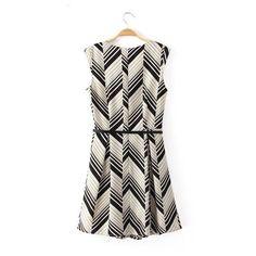 Jacqueline Pleated Dress