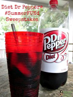 Diet Dr Pepper® #SummerFUNd Sweepstakes ( #ad ) Signing up to play the Diet Dr Pepper Summer FUNd scratch off game is easy. You get a chance to instantly win a $5 Walmart eGift Card just for signing up! Other prizes include: $10, $20, $250, $1,000 Walmart e-Gift Card through receipt upload.