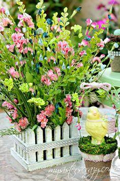 Lovely Easter Table ...
