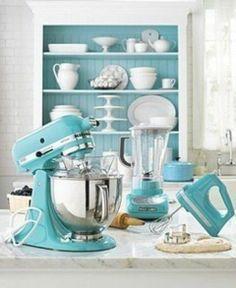 Tiffany Blue Home Decor Ideas For