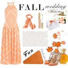 How To Wear Fall Wedding Memories Outfit Idea 2017 - Fashion Trends Ready To Wear For Plus Size, Curvy Women Over 20, 30, 40, 50