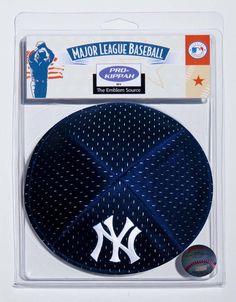 New York Yankees Official Kippah by Emblem Source (3.26.12) $24.95